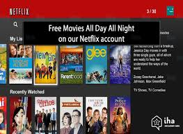 watching netflix meaning in hindi